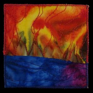 Fire Beyond the Lake